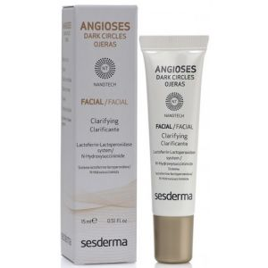 Гель от темных кругов под глазами, 15мл - Sesderma Laboratories Angioses Dark Circles Ojeras Facial Clarifying