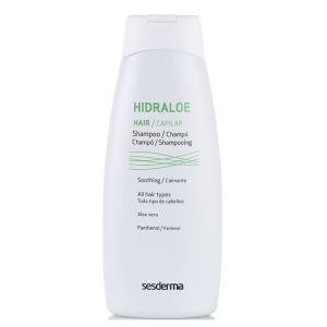 Шампунь восстанавливающий для ежедневного использования - Sesderma Laboratories Hidraloe Hair Shampoo