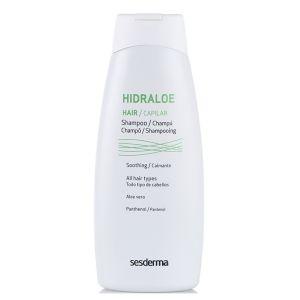 Шампунь для ежедневного использования, 400мл - Sesderma Laboratories Hidraloe Hair Shampoo