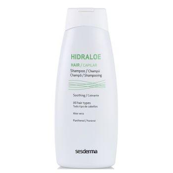 Шампунь восстанавливающий для ежедневного использования - Sesderma Laboratories Hidraloe Hair Shampoo