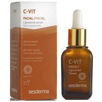 Антиоксидантная липосомальная сыворотка с витамином С (Сесдерма) - Sesderma Laboratories C-Vit Facial Liposomal Serum