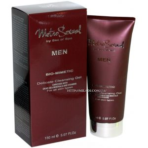 Гель очищающий для умывания - Sea of Spa MetroSexual Bio Mimetic Delicate Cleansing Gel for Men