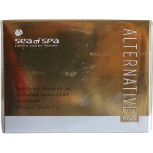 Капсулы с лифтинг-серумом, 50мл - Sea of Spa Alternative Plus Time Control Vitamin Serum