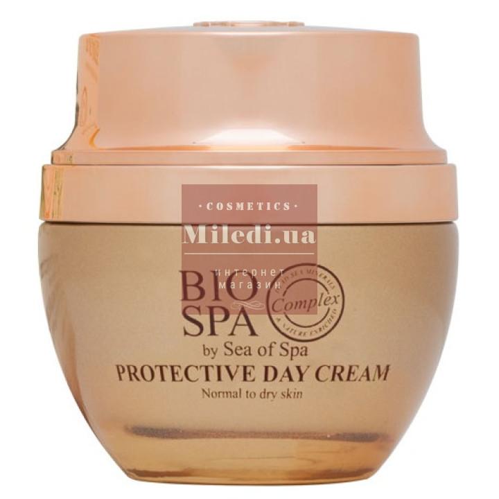 Крем дневной для нормальной и сухой кожи - Sea of Spa Bio Spa Day Cream Normal to Dry Skin