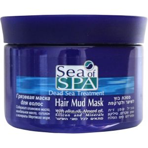 Грязевая маска для волос - Sea of Spa Hair Mud Mask