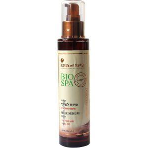 Сыворотка для волос с аргановым маслом, 100мл - Sea of Spa Bio Spa Hair Serum Drops Enriched with Argan Oil