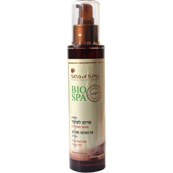 Сыворотка для волос с аргановым маслом - Sea of Spa Bio Spa Hair Serum Drops Enriched with Argan Oil