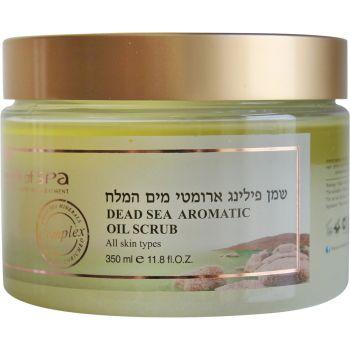 Скраб с антицеллюлитным маслом, 350мл - Sea of Spa Oil Scrub Anti Cellulite