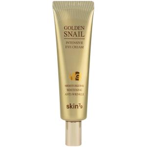 Крем вокруг глаз с золотом и муцином улитки, 35мл - Skin79 Golden Snail Intensive Eye Cream