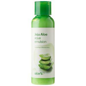 Эмульсия с экстрактом алоэ, 150мл - Skin79 Jeju Aloe Aqua Emulsion