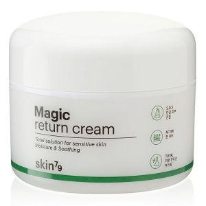 Восстанавливающий крем для чувствительной кожи, 70мл - Skin79 Magic Return Cream