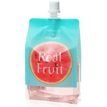 Успокаивающий гель Арбуз, 300мл - Skin79 Real Fruit Soothing Gel Watermelon