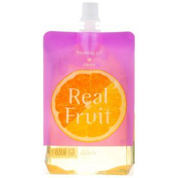 Успокаивающий гель Цитрус, 300мл - Skin79 Real Fruit Soothing Gel Citrus