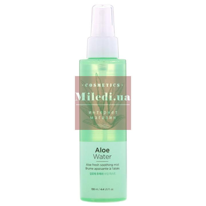 Успокаивающий мист для лица с экстрактом алоэ - The Face Shop Aloe Water Fresh Soothing Mist