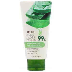 Гель для лица и тела с алоэ - The Face Shop Jeju Aloe Fresh Soothing Gel