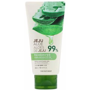 Гель для лица и тела с алоэ, 300мл - The Face Shop Jeju Aloe Fresh Soothing Gel