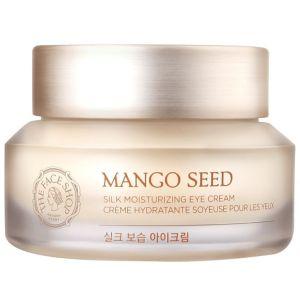 Питательный шелковый крем вокруг глаз, 30мл - The Face Shop Mango Seed Silk Moisturizing Eye Cream