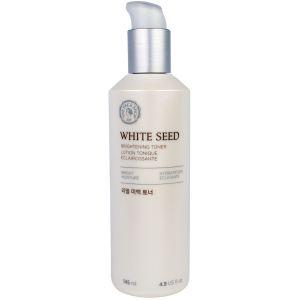 Осветляющий тонер против пигментации, 145мл - The Face Shop White Seed Brightening Toner