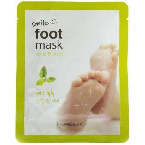 Маска-носочки для ступней, шт - THEFACESHOP Smile Foot Mask