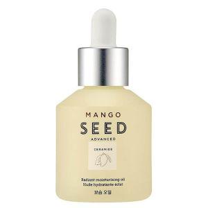 Масло с керамидами и семенами манго, 40мл - The Face Shop Mango Seed Advanced Ceramide Radiant Moisturising Oil