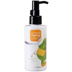 Пилинг-скатка с экстрактом папайя - THEFACESHOP Smart Peeling Mild Papaya Peeling