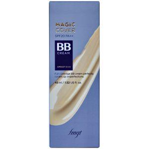 ББ крем с растительными микрокапсулами, 45мл - THEFACESHOP Magic Cover BB Cream SPF20 PA++