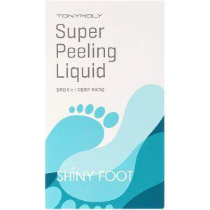 Пилинг жидкий для стоп, 50мл - Tony Moly Shiny Foot Super Peeling Liquid