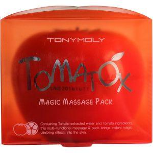Детокс маска с экстрактом томата, 80мл - Tony Moly Tomatox Magic Massage Pack