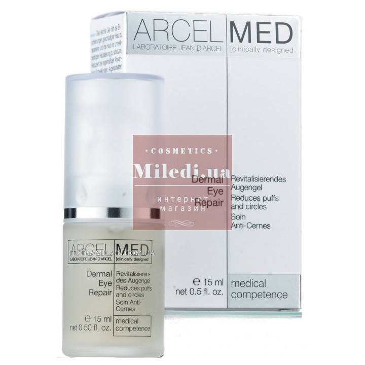 Гель дермальный восстанавливающий для кожи вокруг глаз - Jean D'Arcel Arcelmed Dermal Eye Repair