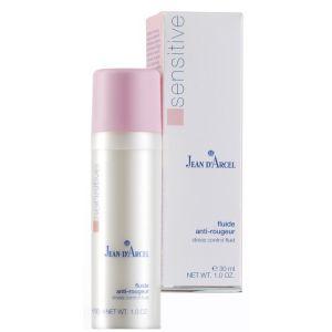 Флюид для чувствительной кожи - Jean d`Arcel Sensitive Fluide Anti-Rougeur