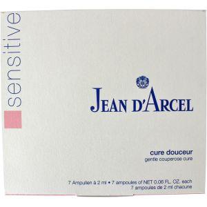 Концентрат для чувствительной и куперозной кожи, 7х2мл - Jean d`Arcel Sensitive Cure douceur