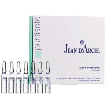 Концентрат нормализующий Антисептик - Jean d`Arcel Cure Normalisante