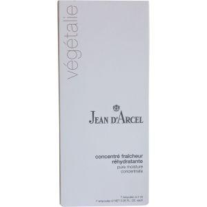 Концентрат глубоко увлажняющий, 7х2мл - Jean D'Arcel Vegetalie Pure Moisture Concentrate