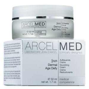 Дермальный антивозрастной питательный крем 24 часа (Жан Дарсель) - Jean D'Arcel Arcelmed Dermal Age Defy Rich