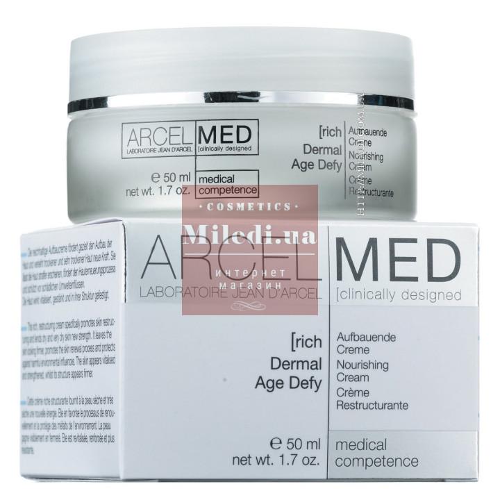 Крем дермальный антивозрастной питательный 24 часа - Jean D'Arcel Arcelmed Dermal Age Defy Rich