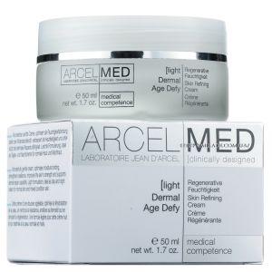 Дермальный антивозрастной увлажняющий крем 24 часа (Жан Дарсель) - Jean D'Arcel Arcelmed Dermal Age Defy Light