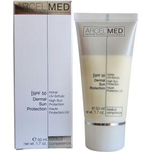 Дермальный защитный крем (Жан Дарсель) - Jean D'Arcel Arcelmed Dermal Sun Protection SPF50