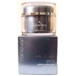 Дневной крем для придания коже жизненных сил (Жан Дарсель) - Jean d`Arcel Renovar Vital Day Cream SPF15
