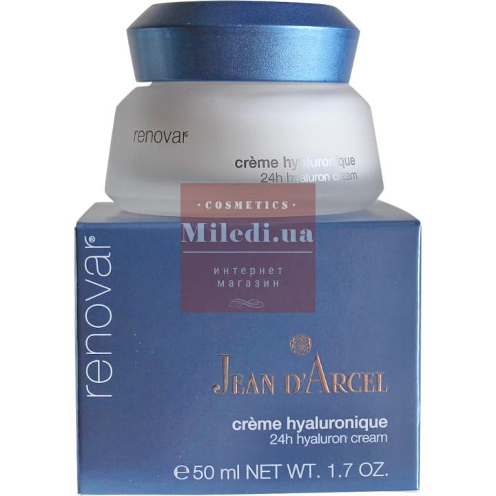 Крем гиалуроновый увлажняющий 24 часа - Jean d'Arcel Renovar 24h Hyaluron Cream