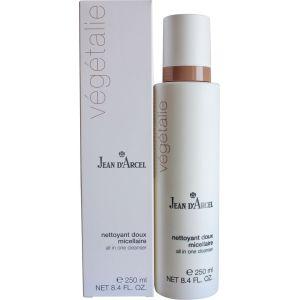 Вода мицеллярная мягкая для лица - Jean d'Arcel Vegetalie All In One Cleanser