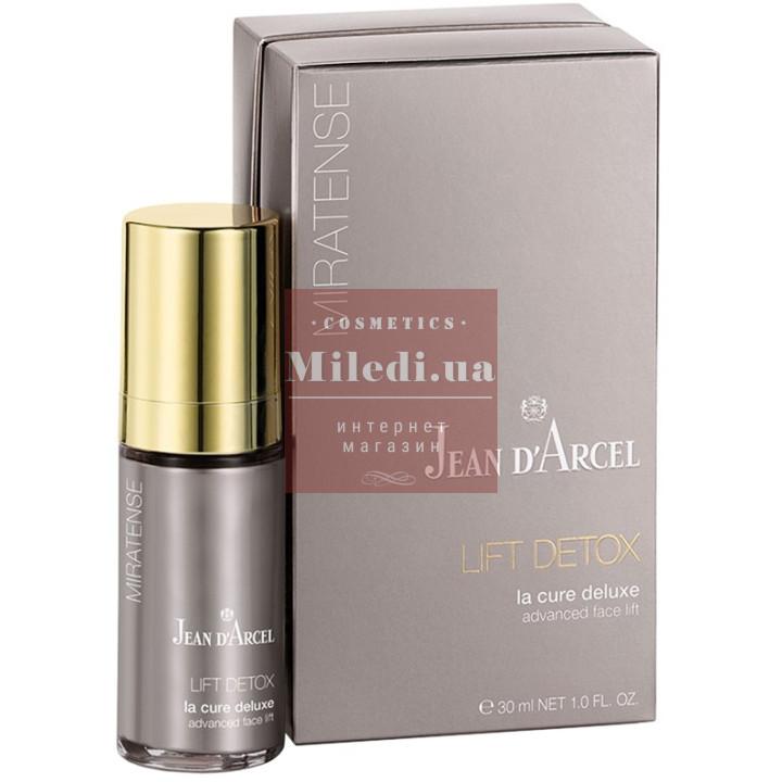 Сыворотка подтягивающая для зрелой кожи лица - Jean d'Arcel Miratense Lift Detox Advanced Face Lift