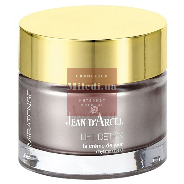 Крем для дневного ухода за зрелой кожей лица - Jean d'Arcel Miratense Lift Detox La Creme de Jour SPF15