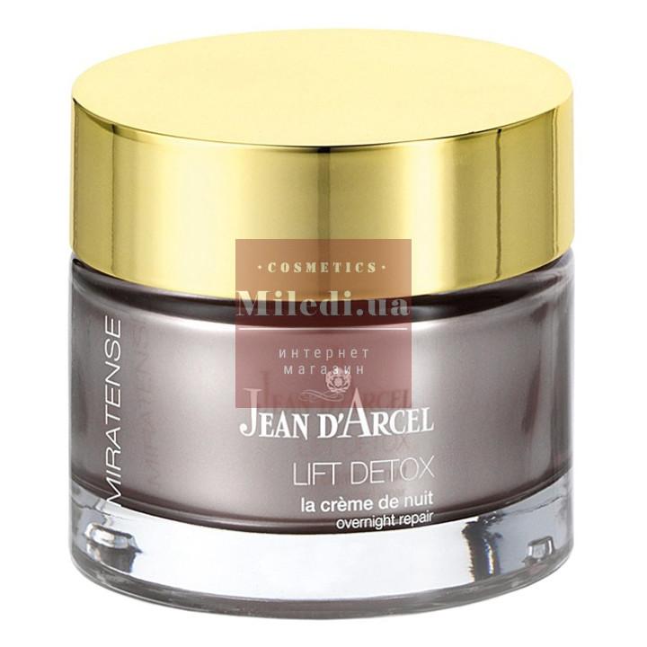 Крем для ночного ухода за зрелой кожей лица - Jean d'Arcel Miratense Lift Detox La Creme de Nuit