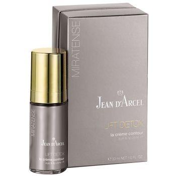 Крем для ухода за кожей вокруг глаз и губ, 30мл - Jean d'Arcel Miratense Lift Detox La Creme Contour