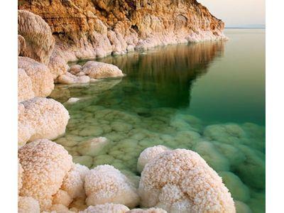 Мертвое море: свойства лечебной израильской косметики