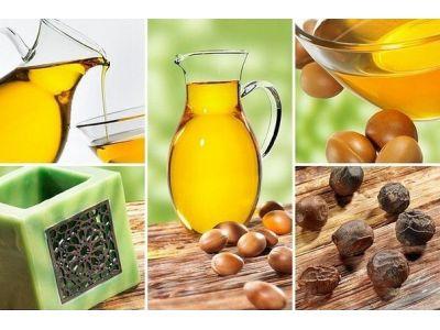 Золотое масло арганы: свойства и применение в косметике